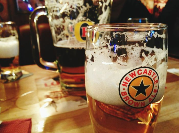 Prexmas Beers'n'burgers *plopp*
