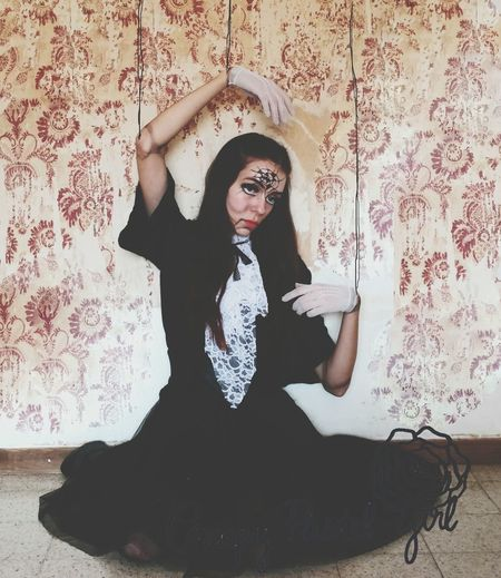 More on my BLOG (link in bio) ! Art Makeup Horror Frightening Scary Scary Dolls Creepy Broken Doll Brokendoll