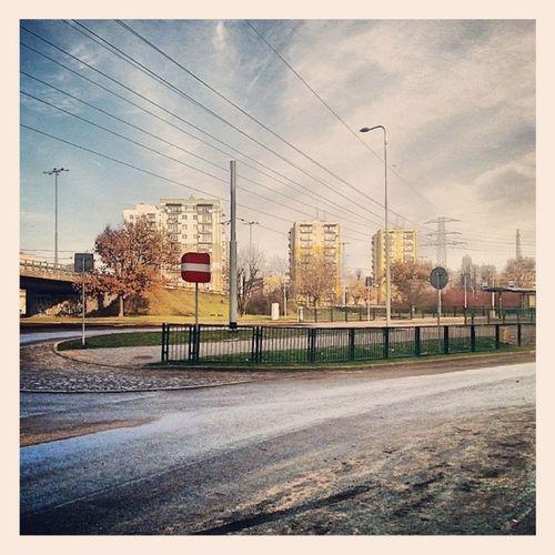Kolejny piękny dzień - Gdańsk Mlyniska :) Gdansk 3city Trojmiasto Mlyniska urbanview poland polish remik fotomagik gdansk_official
