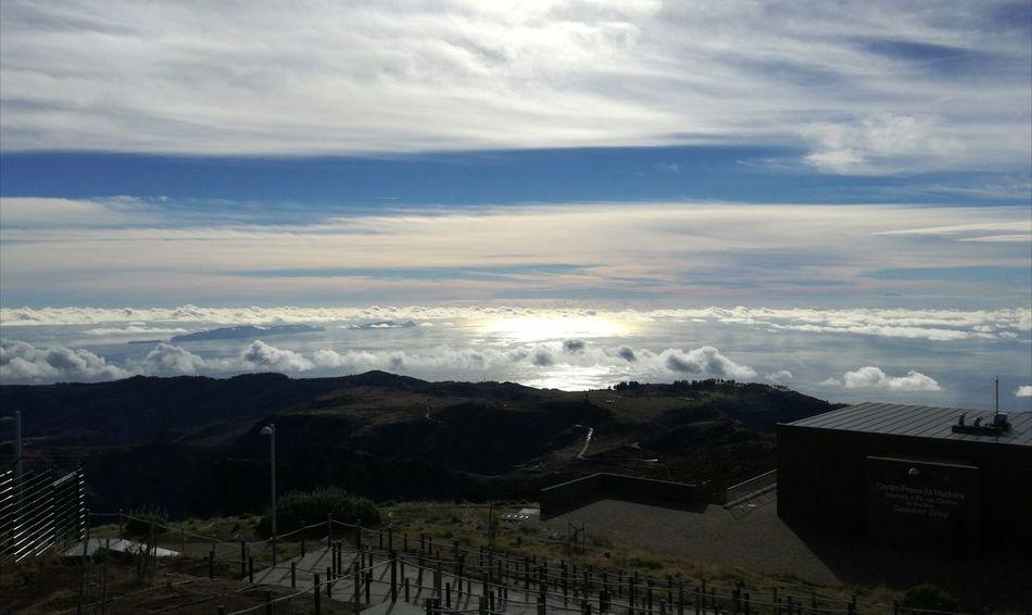 Madeira Island Mountain Landscape Pico Areeiro First Eyeem Photo