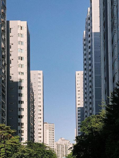 Built Structure Architecture Building Exterior Sky City Building Day Tall - High Residential District Tower