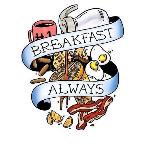 Cantwait Alreadyplanning Breakfast