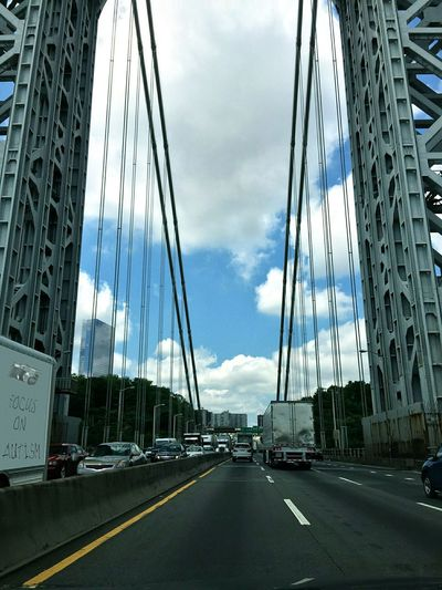 Focus on AUTISM in the picture. George Washington Bridge Traffic Focus On Autism Autism Awareness Autism Message Hidden Message The Way Forward Travel Historic Landmark Bridges Driving Tourism Tourist Driving Around Box Truck Truck Highway Travel Photography Travel Destinations Traveling My Favorite Place What I See Battle Of The Cities The Drive Live For The Story Be. Ready. An Eye For Travel Colour Your Horizn Mobility In Mega Cities Visual Creativity