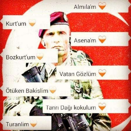 Hem sevdanı hem davanı paylaşmak :) Asena Bozkurt