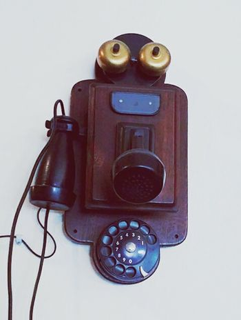 Old Telephone Oldish Eye4photography  Telephone Vintage Ijlgallery EyeEm Gallery