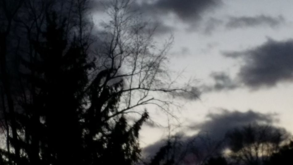 A sequence of ten photos Drivebyphotography No Filter, No Edit, Just Photography Sunset Sillhouette Dramatic Light Windy Day