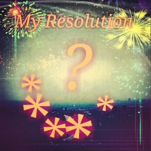 My Resolution ? Lol the only thing im turning up is who I am..the thing is I'm not gonna try to be perfect cuz that's impossible which I've been learning throughout the year I just gotta do my best to be consistent and more determined towards My GOD, My Girl, My Goal & My Friendships I already know that it's not going to turn out perfect, but me knowing me I grew a whole lot from the beginning of the year & with that knowledge heading into to the new year I'm going to improve even more than before im not gonna try to be who I'm not I'm just gonna be me like I said before , however while being me Ima work really hard towards all my goals, but the thing is I need to put GOD first; not in a way so that I can only prosper, but by adding him first in everything that I do so he can transform me as a person and make me a happier being....it more to that that of course, but anyway.....the only way that's gonna happen is if I add him to my daily life-hood and to trust in what and who he is. Just BeYouBeTrueLetJesusChristOnsideOfYou And God will take care of the rest just be real and sincere with a open heart and the process will begin.....and another thing Turn up man Turn Up!!! Lol new year here i come baby!!! New Years And Forever Resolution Better Me God First Happy New Years