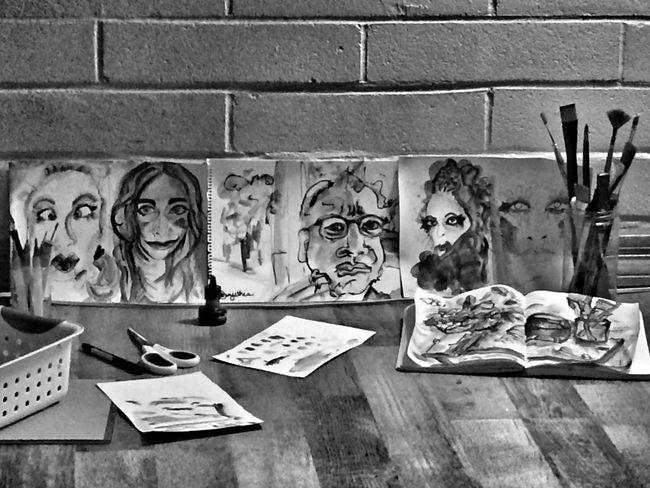 Studio. Or living room. Painting Art Art, Drawing, Creativity Studio