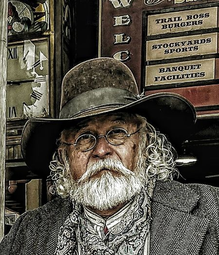 good looking Attitude Bestoftheday Actor Oldwest Manwithhat Portrait Men Beard Headshot Front View Looking At Camera Close-up