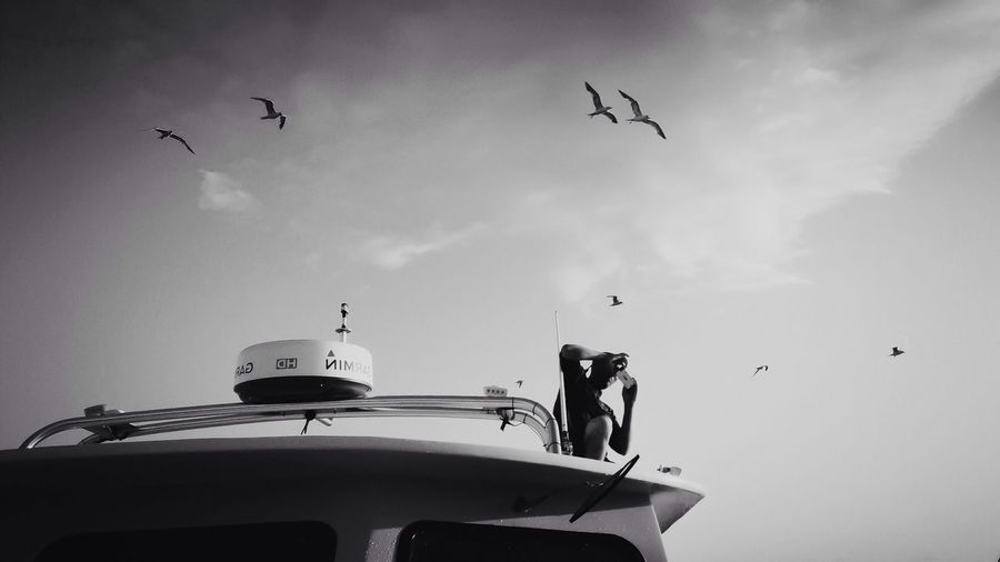 Anything for the perfect shot! Blackandwhite Black And White EyeEm Best Shots Shootermag