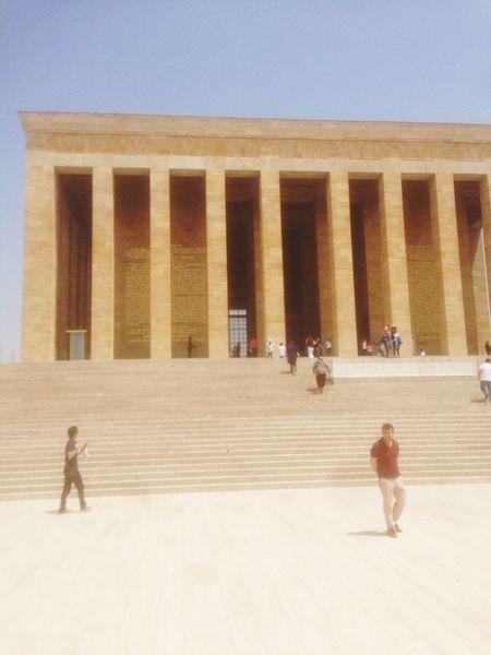Ankara Anıtkabir Atatürk