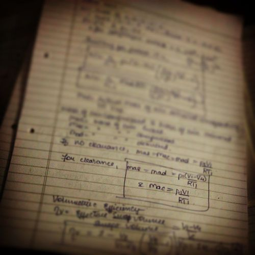 That Literally is the vision you get after studying these Equations all day………..