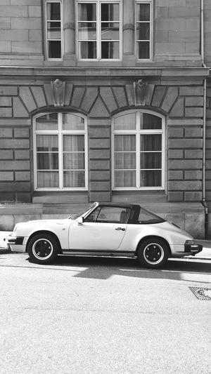 Whooosh! Happy Weekend. Open Edit Blackandwhite Porsche Oldtimer