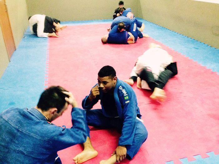 Jiu Jitsu Brasil ♥ Arte Suave Marcial Arts  Quartel General