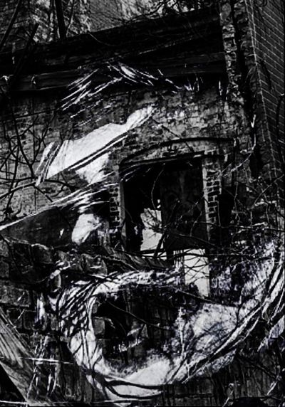 Photographic Approximation Scary inside out... Parallel Universe Digitising The World For Posterity Demolition Stories Mystères Des Femmes