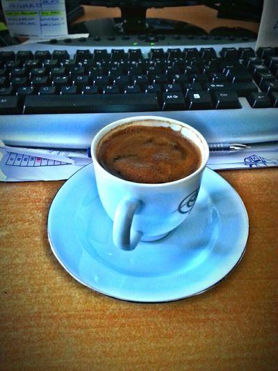Turkishcoffee Turkkahvesicandir Benyaptim Bençektim afiyet olsun bana 😂
