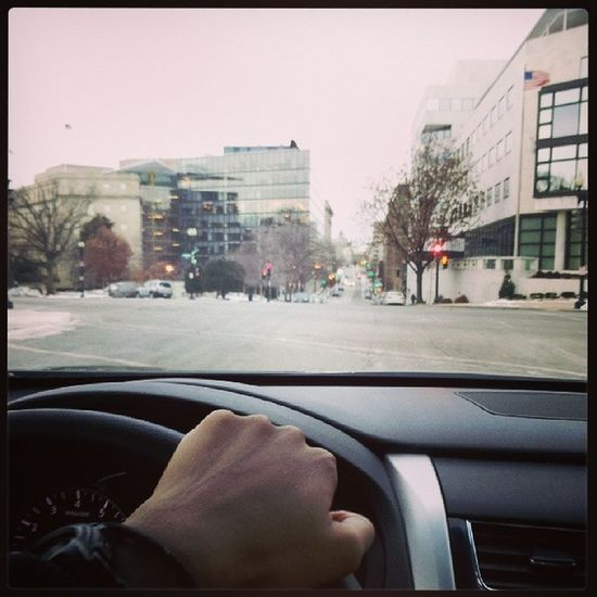 Early Mornin DC drive Thawayt Waytlessthoughts