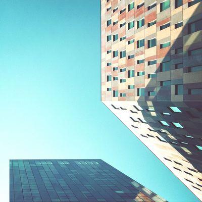 Zone defense | Defensa en zona Architecture Awesome Architecture Sky Exploring