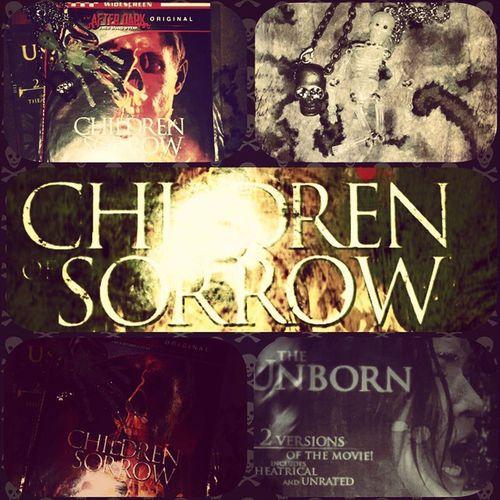 Helloween Theunborn 4 Days  To  Go . Childrenofsorrow Helloween 😈😱👻👿👹