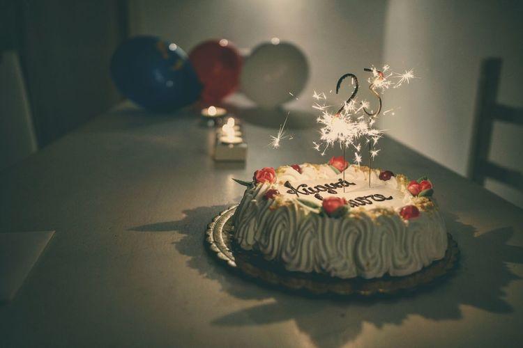 Hello World Day Bday Happy Birthday! Cake Cake Cake Cake  Cake Periferiaromana Home Sweet Home Family