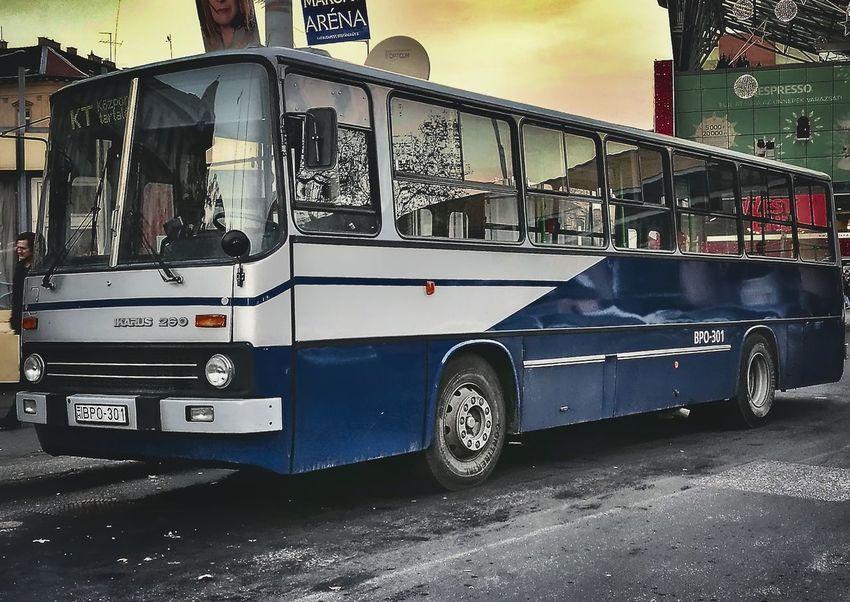 Hungary Budapest Ikarus Ikarusbus Ikarus260 Busporn