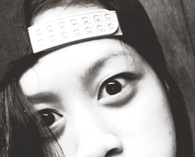 Eyes Eyebags Cap Blackandwhite Nothingtodo Nomakeup Selfie ✌ Enjoying Life