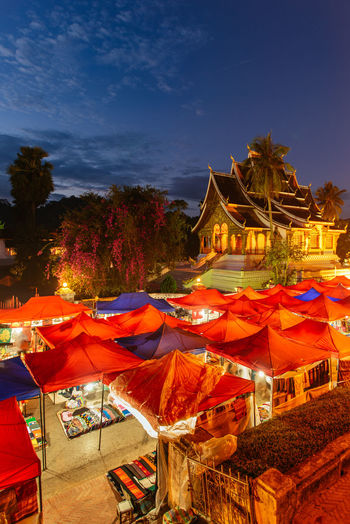 Showcase: January May the New Year fill up days with all things that are nice & bright - here is wishing you a lovely 2016! (Luang Prabang Night Market - Laos) Journey Good Times Street Photography