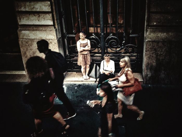 What are you expecting? Paris, France  Paris ❤ France Hello World Check This Out Taking Photos Enjoying Life IPhone Iphoneonly IPhoneography Relaxing Travel Trip Street Photography Original Experiences Feel The Journey Street Superciaowei Iphoneonly Superciaowei Moments Lifestyles Life People Photography People Of EyeEm