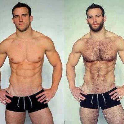 Sin Pelo o Con Pelo???Musclebears Bears Jovengay Cuerpazo muyfollable follamigo melocomotodo unmillondeamigos gaybarcelona