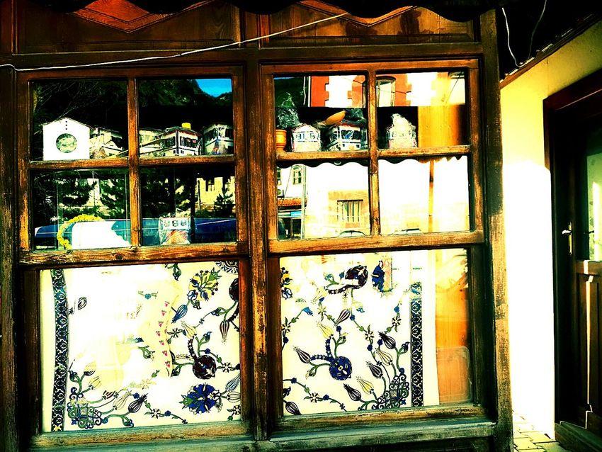 Pencereönü Mudurnu Merkezi Geleneksel Doku Beautiful
