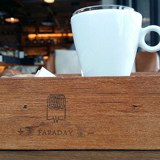 Morning Coffeetime Hotcoffee Coffeeaholic Bangkok Thailand Cup