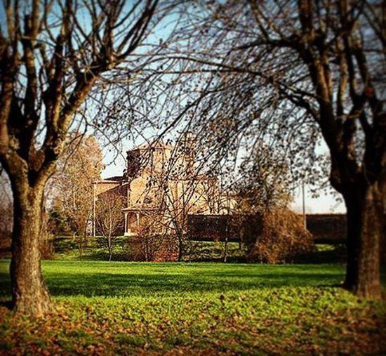 Chiesa di Santa Maria (Bressanoro) Chiesa Church Autunno  Canon CanonEOS650D Castelleone Lombardia Igerscremona Ig_lombardia Ig_italia Volgolombardia