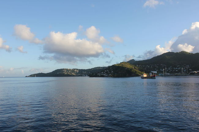 Reaching Grenada via Cruise Ship Beauty In Nature Caribbean Caribbean Cruise Caribbean Island Cruise Day Early Morning Nature No People Outdoors Saint George's Scenic Caribbean Scenics Sky St. George's St. George's, Grenada Sun-up Sunrise Sunup Water