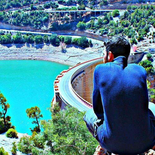 Morocco dams .