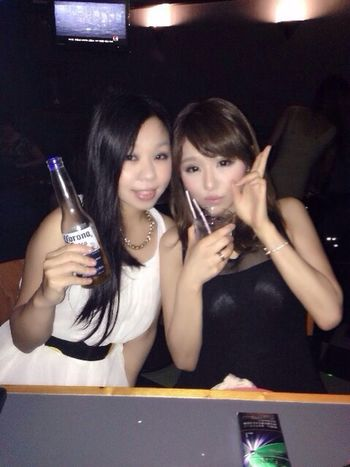 まいべすと❤️ Bestfriend Drinking Love Bar