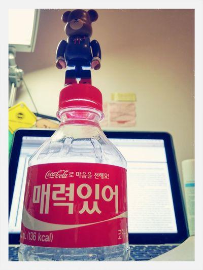 난 매력덩어리 얌! 베어브릭 Bearbrick Coca Cola First Eyeem Photo