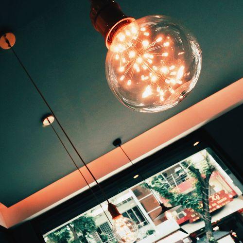 Lightbulb Cafe Coffeeshop