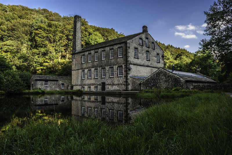 Gibson Mill,