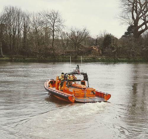 Tree Nautical Vessel Water River Sky Boat