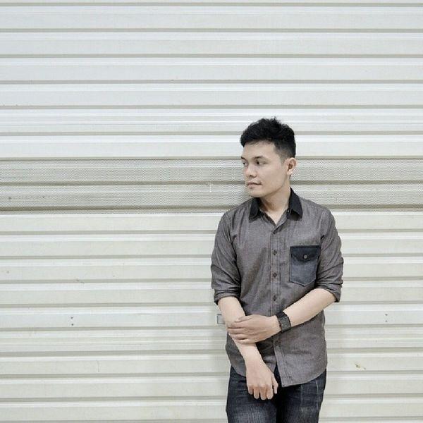 Waiting You Iphonesia Medan Selfie Selfportrait Dapper Nikon