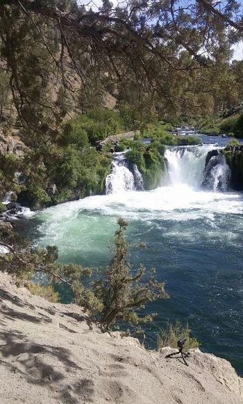 43 Golden Moments Nature SteelheadFalls Oregon River Waterfall
