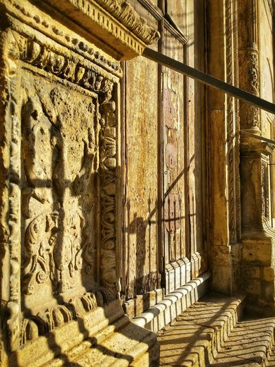 Palermo Sicily Italy Travel Photography Travel Voyage Traveling Mobile Photography Fine Art Baroque Architecture Churches Golden Light Dramatic Shadows 43 Golden Moments Giallo A Palermo Tutti I Particolari In Cronaca Palermo Mellow Yellow