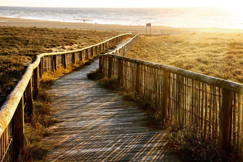 Barrier Beach