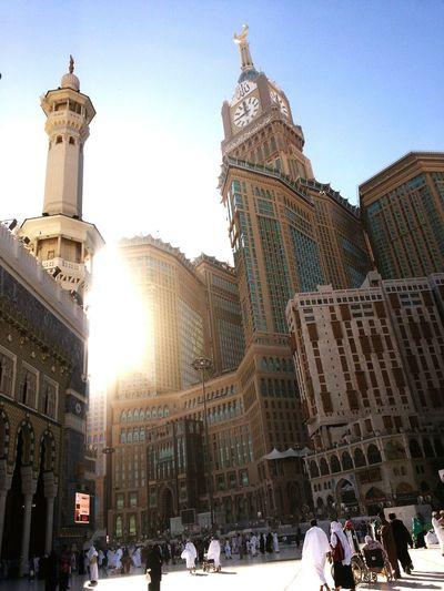 Makkah Al Mukaramah Zamzamtower