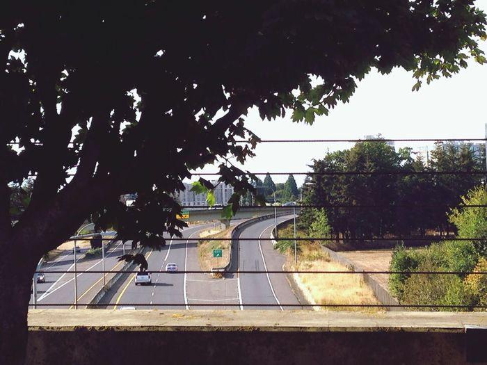 Bridgeview, Oregon, I-5 Bridge, First Eyeem Photo