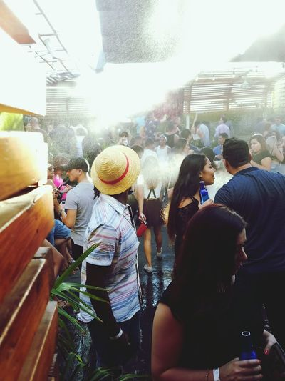 Party Downtown Cool Shirt Beer Summer Mist