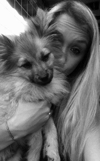 Mon bébé Dog Selfie