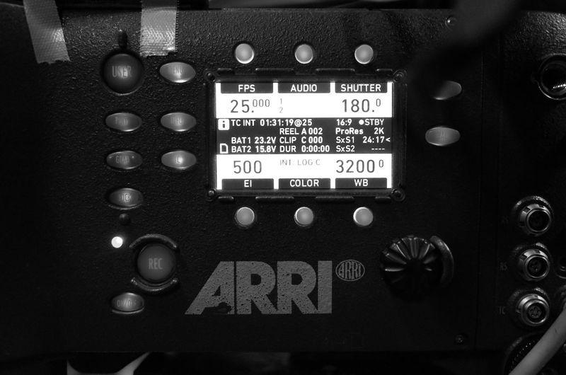 Gr Ii Arri Alexa Behindthescenes Ricoh Gr Film Camera