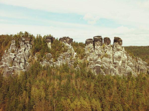 Saxon Switzerland Suiza Sajona Sächsische Schweiz