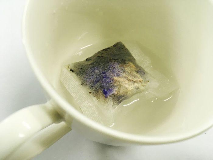 Tea In Cup Food